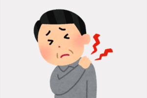 肩こりイメージ-田無のつるた接骨院