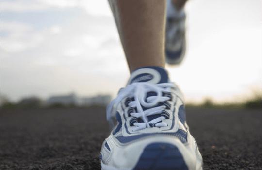 ストレッチやトレーニングの習慣化イメージ写真