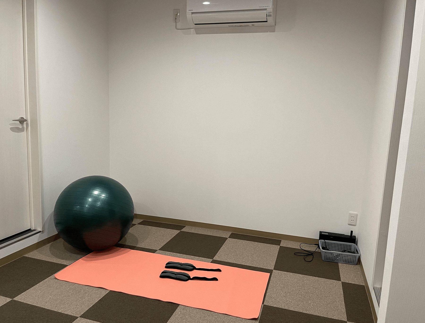 トレーニングルーム_写真
